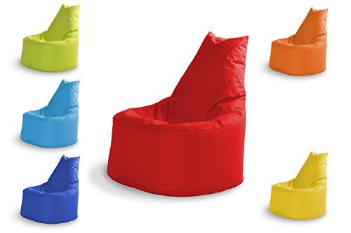 Norm Sitzsack Premium (Rot)