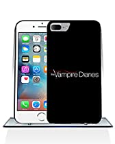 "Iphone 7 plus (5.5 inch) Cell Phone TV The Vampire Diaries Logo Iphone 7 plus Coque Case 5.5"" [gift for Garçons] The Vampire Diaries Logo Iphone 7 plus 5.5-inch Étui pour téléphone Hard Shell The Vampire Diaries Logo"