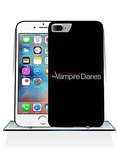 "Iphone 7 plus (5.5 inch) Cell Phone TV The Vampire Diaries Logo Iphone 7 plus Coque Case 5.5"" [gift for Garçons] The Vampire Diaries Logo Iphone 7 plus 5.5-inch Étui pour téléphone Hard Shell The Vampire Diaries Logo, coque iphone The Vampire Diaries"