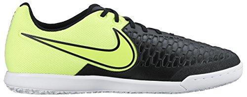 Nike Magistax Pro Ic, Scarpe da Calcio Uomo Multicolore (Negro / Lima / Blanco (Black / Volt-Volt-White))