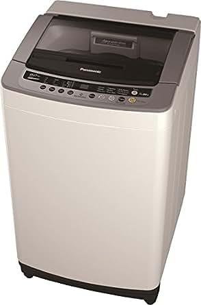 Panasonic F80B2 Top-loading Washing Machine (7 Kg, Grey)