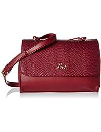 Lavie MARMA Women's Sling Bag (Maroon)
