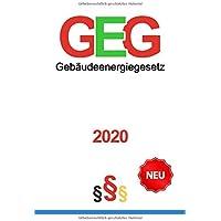 Gebäudeenergiegesetz: GEG 2020