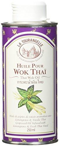 La tourangelle Huile pour Wok Thai 250 ml