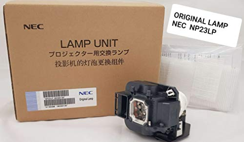 NEC NP23LP ORIGINAL LAMPE 100013284, EAN: 805736045888, Original NEC NP23LP Beamerlampen Modul
