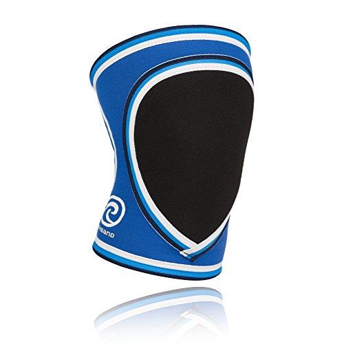 Rehband Kinder Knieschoner 7952 Handball, blau, M