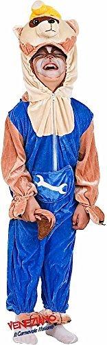 er Baby & Kleinkinder Jungen Bauarbeiter Bär Tier Halloween Kostüm Outfit Verkleidung 12-36 Monate - 3 Years ()