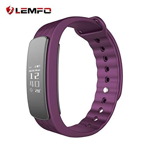 ArgoBear I3 HR Smart-Armband 0,96-Zoll-Bildschirm Herzfrequenzmesser Fitness Tracker Anruf-ID Erinnern Adult Smart-Gesundheits-Armband