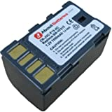 Batterie type JVC BN-VF808U, Haute capacité, 7.2V, 1600mAh, Li-ion