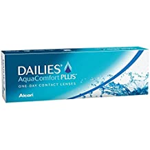 Dailies AquaComfort Plus Tageslinsen weich, 30 Stück / BC 8.7 mm / DIA 14 / -1.75 Dioptrien