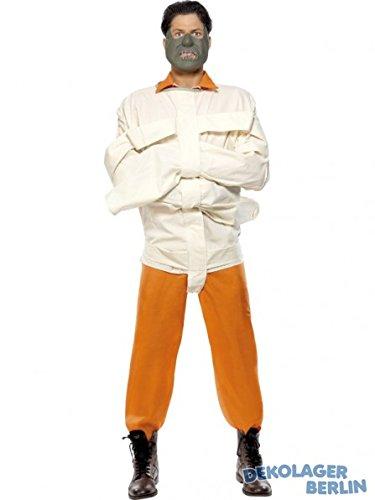 Offizielles Das Schweigen der Lämmer™-Kostüm für Herren - XL