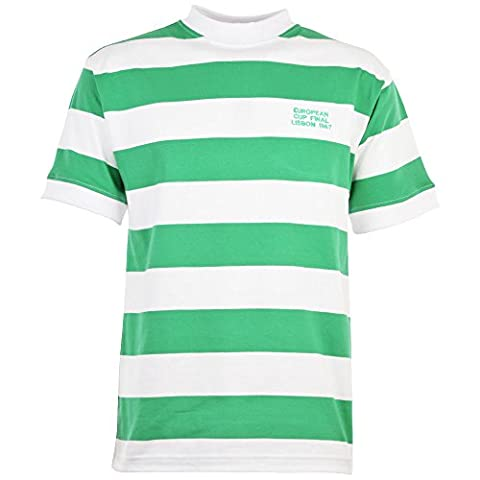 TOFFS Celtic 1967 European Cup Champions Retro Football Shirt (XXX LARGE)