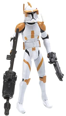 Hasbro Clone Commander Cody CW10 - Star Wars The Clone Wars Collection 2008