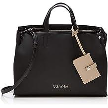 Calvin Klein Borsa Donna K604816 TACK Tote Nero
