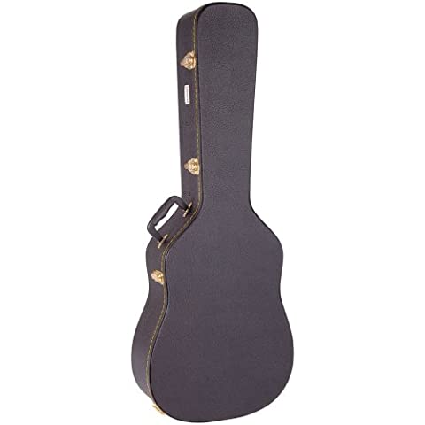 Kinsman Regular Hardshell Classic Guitar Case
