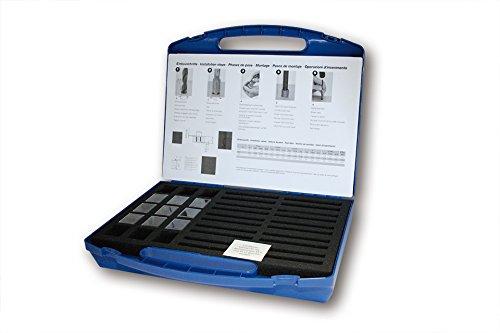 HeliCoil plus Reparatur-Sortiment M5, M6, M8 Regelgewinde 162 Teile: mit je 20 Gewindeeinsätzen für M5 und M6, sowie j
