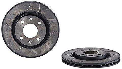 Brembo Max 09.8695.75 Front Brake Disc - Set of 2