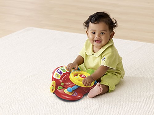 Image of VTech Baby Tiny Tot Driver - Multi-Coloured
