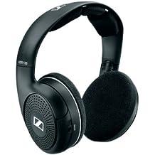 Sennheiser HDR 120 - Auriculares de diadema abiertos, negro