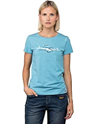 Chillaz Femme gandie Feel The Spirit T-shirt