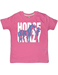 Edward Sinclair Horse Crazy Girls T-Shirt