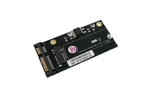 Kalea Informatique Adapter SATA SSD für Lenovo Carbon x1Ultrabook in 20+ 6Pin (Carbon X1 Ssd)