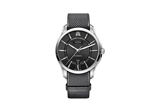 Maurice Lacroix PONTOS DAY DATE PT6358-SS001-330-2 Reloj Automático para hombres Clásico & sencillo