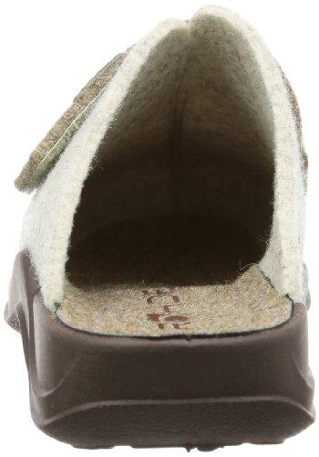 Rohde Vaasa-D Damen Pantoffeln Beige (13 Hermelin)