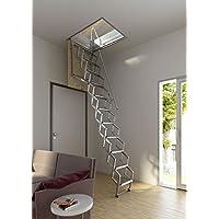 Escaleras para ticos - Escalera plegable altillo ...