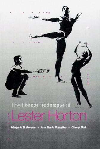 Dance Technique of Lester Horton por Marjorie Perces