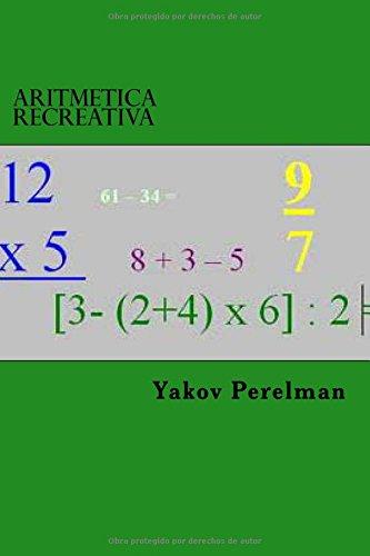 Aritmetica Recreativa por Yakov Perelman