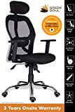 Best Gaming Chairs - Green Soul NewYork High-Back Office Chair (Black) Review