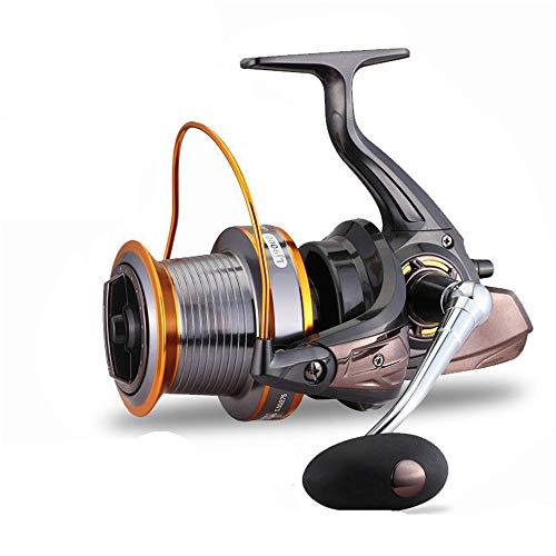 BXGZXYQ Pitching Rad Spinnrad Fischangelrolle Angelrolle Fischerboot Meer Ankerstange Rollen Zahnrad (Size : 8000 Type)