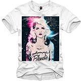 E1SYNDICATE T-SHIRT Blondie Debbie Harry Wave Punk Rock Dance Disco S/M/L/XL