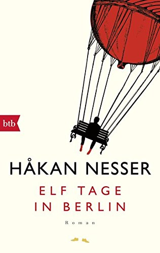 Buchcover Elf Tage in Berlin: Roman