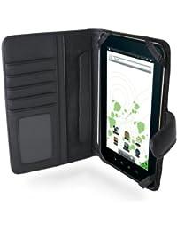 Navitech Clavier fin noir sans fil Android 3.0 pour Asus memo Pad 8 / Acver Iconia A1 / LG G PAD 8.3