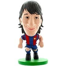 SoccerStarz - Figura con cabeza móvil FC Barcelona (400012)