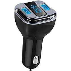 MagiDeal 1 Stück Hoch Präzisons GPS Peilsender, Zigarettenanzünder Ersatz für Autos LKW Wohnmobil