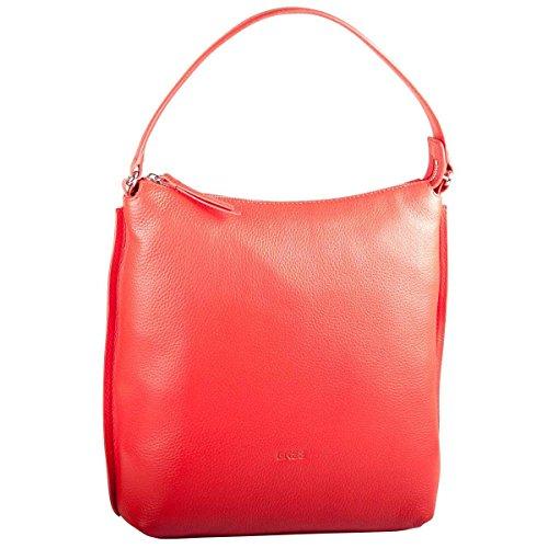 Bree Toulouse 4 Damen Shopper 32x30x12 Cm (bxhxt) Rosso