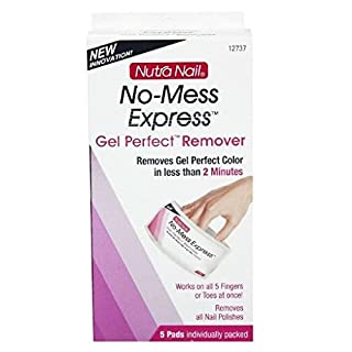 Nutranail Gel Perfect No-Mess Express Gel Remover