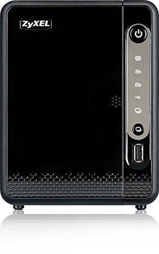 Zyxel NAS326 8TB 2-Bay Persönlicher Cloud Speicher