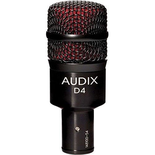 AUDIX D4   MICROFONO DINAMICO