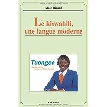 Le kiswahili, une langue moderne