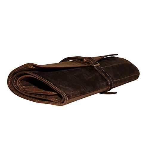 Preisvergleich Produktbild Greenburry VINTAGE 1690-25 Leder Werkzeugtasche