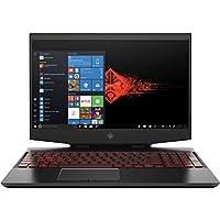 "HP OMEN 15 Gaming and Entertainment Laptop (Intel i9-9880H 8-Core, 64GB RAM, 2TB SATA SSD, 15.6"" 4K UHD (3840x2160), NVIDIA RTX 2080 (Max-Q), Wifi, Bluetooth, Webcam, 3xUSB 3.1, 1xHDMI, Win 10 Home)"