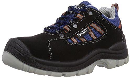 mts-sicherheitsschuhe-santos-base-check-s3-flex-4100-scarpe-antinfortunistiche-unisex-adulto-blu-bla