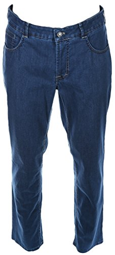Meyer Herren Jeans Arizona Blau