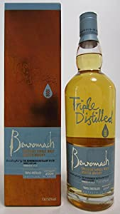 Benromach - Triple Distilled Speyside Single Malt - Whisky by Benromach