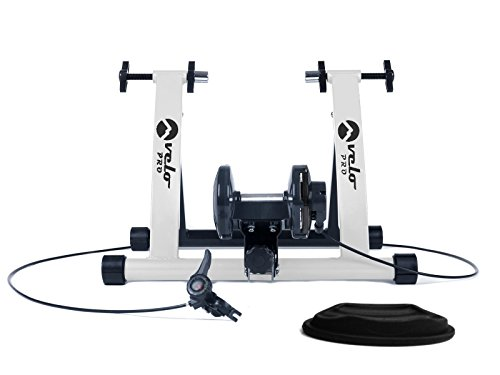 Velo Pro Magnetic Turbo Trainer Variable Resistance Indoor Bike Trainer