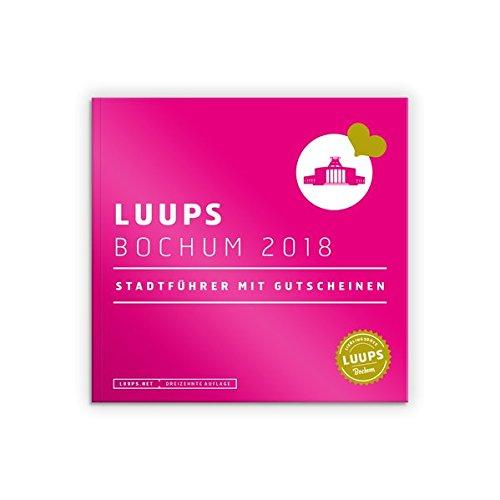 LUUPS Bochum 2018: Stadtführer mit Gutscheinen